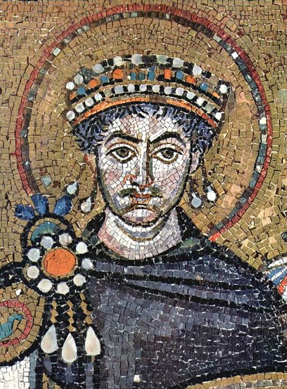 Kaiser Iustinian